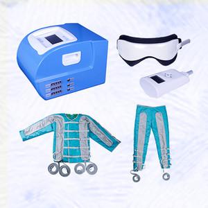 Pressoterapi masajı lenfatik makine kırışıklık kaldırma pressoterapi makineleri Güzellik Masaj Ekipmanları vücut zayıflama makinesi yağ yakma