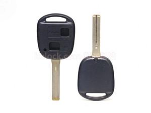 Alta qualidade auto chave do carro para toyoya shell remoto 2 botões TOY48 curto (sem logotipo) frete grátis