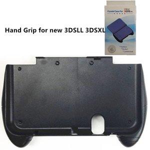 Kostenloser versand Kunststoffgriff Griff Halterung Halter Schutzhülle Fall Stand hand für neue 3DS LL neue 3DS XL