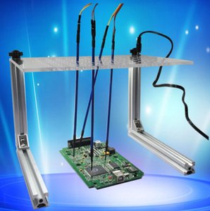 Telaio BDM LED con 4 penne sonda e maglia per BDM KESS KTAG Dimsport KESS programmatore ECU Set completo
