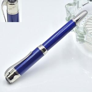 3 couleurs de haute qualité grand écrivain Jules Verne Roller - Stylo à bille / Stylo plume papeterie promotion encre calligraphie stylos cadeau