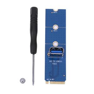 NGFF da M.2 a PCI-E PCI Express X16 Scheda di trasferimento slot Mining PCIe Riser Extension Card Cavo VGA per potenziare l'alimentazione