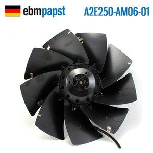Wholesale German (ebmpapst A2E250-AM06-01 230V 115 150W)(A2D200-AH18-01 ebmpapst AC230V 400V 68 70W)cooling fan