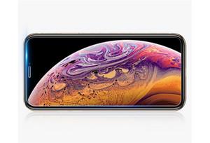 대한 iphoneXs XS XR XS 최대 HD 클리어 방폭 0.3 미리 메터 초박형 강화 유리 화면 보호기 아이폰 7 전화 보호 필름 100 개