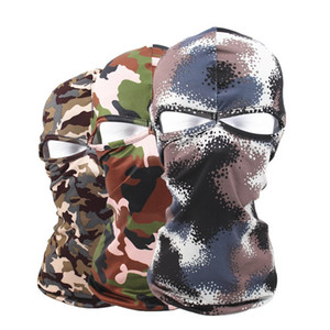 Motorcycle Mask Racing CS Tactical Balaclava Wind-proof Dustproof Cap Riding Game Headgear Flying Hood Riding Equipment