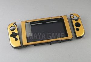 Alumínio para o Switch Case Shell Bag NS NS NX Console Protetor Joy con Controlador Caso