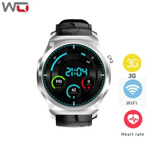 WQ F2 Smart Watch 1GB + 16GB GPS Wifi 3G 1.39 pollici smartwatch HeartRate Monitor FitnessTracker per Android IOS