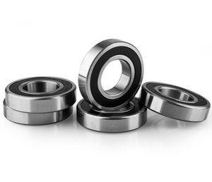 40*80*18mm 6208-2RS 620 high speed double-sided sealed bearing deep groove ball bearing mechanical equipment motor special bearing 5pcs Set