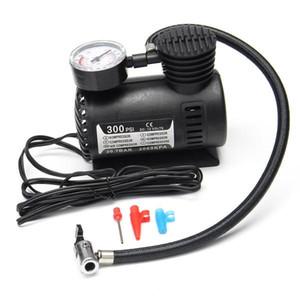 Portable Mini compresseur d'air du véhicule électrique pneus pompe 12V 300 gonfleur PSI