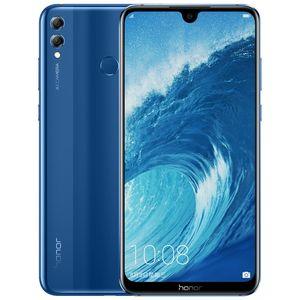 Huawei Honor 8X RAM original 4GB RAM 64GB / 128GB ROM 4G LTE Teléfono móvil Snapdragon 636 Ocra Core 7.12inch Pantalla completa 16.0MP OTA Teléfono celular