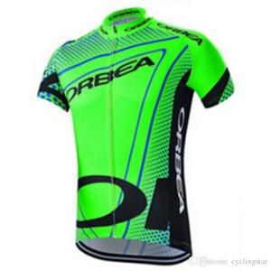 جديد Orbea الدراجات الفانيلة 2018 الصيف الطريق دراجة قميص الرجال ركوب الدراجات الملابس ropa ciclismo bicicleta الرياضية مايوه ciclismo F2312
