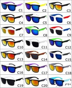 Nuevos 21 colores Unisex Brand Designer Spied Ken Block Helm Gafas de sol Moda Deportes Gafas de sol Oculos De Sol Gafas de sol Gafas DHL gratis