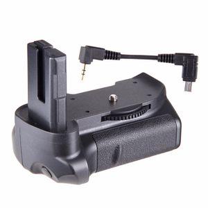 Freeshipping 1pc Travor Grip batteria verticale MB-D10 per Nikon D5300 D5200 D5100 Adattatore più recente