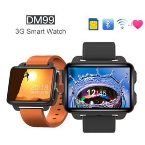 DM99 Smart Watch MTK6580 Android 5.1 Smartwatch 2.2inch Schermo 1200 Mah Batteria 1GB + 16GB Wifi 3G WCDMA