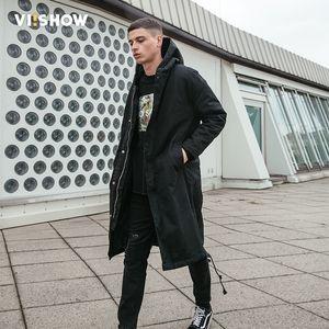 High Quality Parka Men Winter Long Jacket Men Thick Cotton-Padded Jacket Mens Parka Coat Male Fashion Casual Coats XXXL
