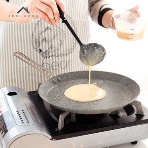 20 24 28 Cm Bratpfanne Non-Stick Pfannen Kein Öl-Smoke Melaleuca Cake Pancake Maker Bratpfanne Backformen Kochutensilien