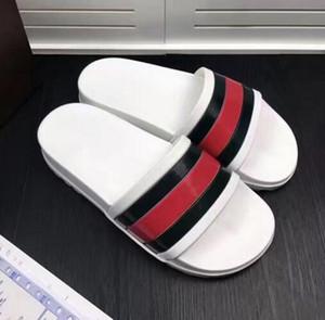 NUOVA Europa Marchio di Moda sandali mensstriped causale antiscivolo estate huaraches pantofole infradito pantofola MIGLIORE QUALITÀ