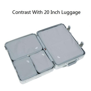 Travel Clothes Organizer Bags for Underwear Shirt And Trousers Solve Travelling Clothes Organizer Problem Toiletry Bags