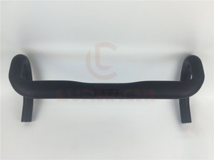 LURHACHI LHB09 Ultra Hafif 31.8mm Karbon Gidon Yol Bisiklet Gidon / Bükülmüş Bar Karbon Bisiklet Gidon 400/420 / 440mm