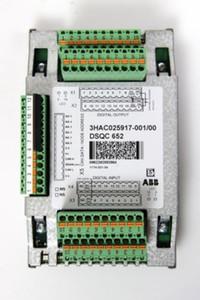 ABB Robot DSQC652 3HNA025917-001 IO Board digitale IRC5 IRC5P