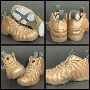 2017 nova penny hardaway vachetta tan rosa de ouro vela homens tênis de basquete hardaways mens sports sneakers formadores cesta bola sapato EUA 8-13