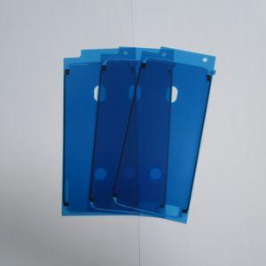 Для iPhone 7 передний корпус ЖК-дисплей с сенсорным экраном рамка водонепроницаемый 3 м предварительно вырезать клейкая лента стикер