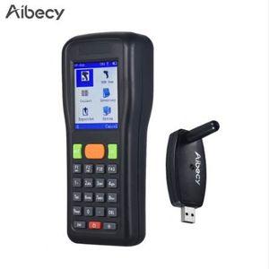 Aibecy LM3306 Terminale di inventario palmare Data Collector Wireless Wired Barcode Scanner PDT 1D Codice a barre di scansione del motore