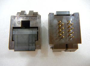 ENPLAS SOP16Pin IC Test Soket FP-16-1.27-05 1.27mm Pitch Soket Yanık