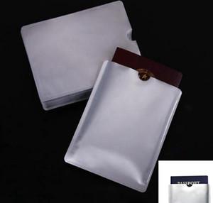 مكافحة المسح الضوئي مكافحة سرقة حزمة RFID التدريع الأكمام بطاقة الهوية جواز السفر NFC المغناطيسي حجب حقيبة تماس حامل حامي