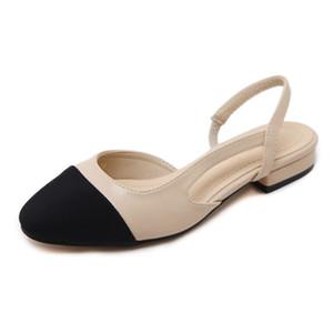 Yaz Büyük Beden 43 Ayakkabı Kadın Zapatos Mujer Chaussures Femme 2018 Blok Topuklar Scarpe Donna Schoenen Vrouw Sapatos Mulher Bayanlar Sandalet ete