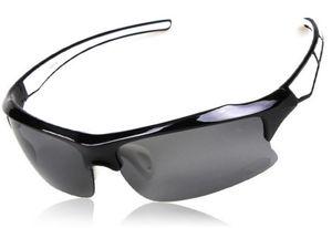 Unisex Polarized Sport Sonnenbrillen Sonnenbrillen für Männer Frauen Baseball Radfahren Laufen TR90 Rahmen 128