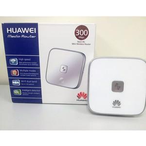 Original WIFI Extender 2.4 / 5 GHz Bandas Duplas WiFi Repetidor Router Sem Fio Huawei WS323