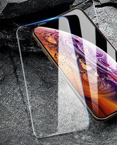 Для iphoneX XS XS XR XS Max HD ясно взрывозащищенные 0.3 мм ультра тонкий закаленное стекло-Экран протектор для iPhone 7 Телефон защитная пленка