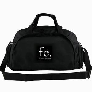 Borsa da viaggio FC Borsa da viaggio Future Classic Canto di moda da 2 posti zaino da viaggio Borsone da viaggio Borsone da viaggio Tracolla sportivo