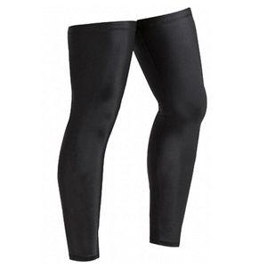 Bicicletta da ciclismo Elastico scaldamuscoli Uomo Donna Protezione UV MTB Bike Leg Sleeves Sport da running Leggings con maniche a braccio