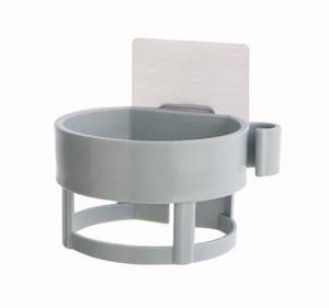 Cuarto de baño secador de pelo secador de pelo hogar rack de almacenamiento