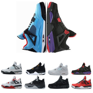 Vente en gros de nouvelles chaussures de basket-ball Raptors Pure Money White Cement Bred Chaussures de chaussures de designer sportif feu rouge Jack formateur zapatos discount