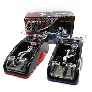 Табачный Автомат Электронная ЭПС Roller Gerui сигареты США / EU зарядный Injector Maker инструмент для пустых сигарет