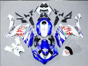 3 Regali gratuiti Nuovi kit carenature per moto per YAMAHA YZF-R1 2007-2008 R1 07-08 YZF1000 vendita calda per la carrozzeria ama Blue B32