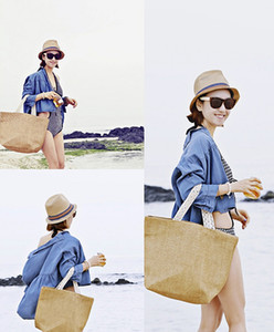 Summer Beach Sun Protection Hats 2018 Women Outdoor Casual Designer Hats High Quality Straw Hat With Free Shipping