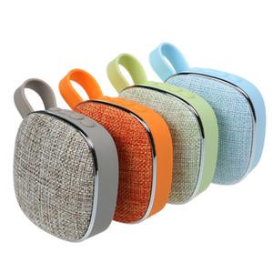 X25 Fabrics art Drahtlose Bluetooth Lautsprecher mini Kleine lautsprecher Tragbare Tragbare Outdoor Karte Bluetooth Audio Music Player