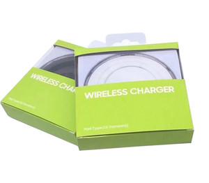 Pour Iphone Xs Max Xr Rapide Qi Chargeur Sans Fil chargeur de téléphone pour Samsung S8 note8 Qi activé Smartphones