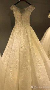 2019 luxury 8pcs bulk dresses wedding gowns