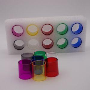 Красочные замена Pyrex стеклянная трубка для TFV8 большой ребенок Stick V8 комплект T Priv 220 Вт SMOK ProColor комплект Q коробка G Priv