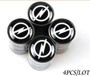 4Pcs Set Car Tire Valve Caps Dust Cover motorcycle Bicycle Wheel Tyre Air Valve Caps For OPEL Corsa Insignia Astra Antara Meriv