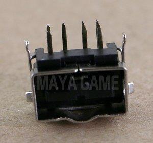 Zócalo de carga del conector del puerto del muelle del cargador del conector de alimentación para GBA SP