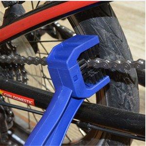 Toptan Drop Shipping Bisiklet Bisiklet Zinciri Temizleme Fırçası Motosiklet Bisiklet Zinciri Temizleme Dişli Scrubber Araçları Taşınabilir Bisiklet ...