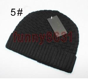 MOQ=1PCS Autumn Winter Hats For Women Men Brand black Travel Fashion Beanies Skullies Chapeu Caps Cotton Gorros Touca De Inverno Macka hat