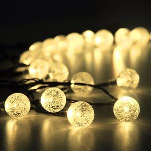 Солнечная лампа строка свет матовый жало свет висит лампа освещения солнечной и USB зарядки открытый/крытый украшения