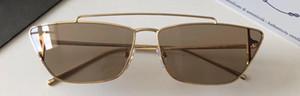 Kadınlar Için lüks 64 Güneş Gözlüğü Marka Kedi Göz Şekli Retro Vintage Yaz Tarzı Kadınlar Marka Tasarımcısı Tam Çerçeve En Kaliteli Vaka Ile Gel ...